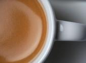 Composición nutricional de una taza de café.