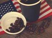 Cafe en Estados Unidos